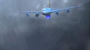 Avión Gira Mundial2