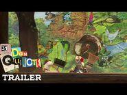 31 minutos - Show «Don Quijote» - Trailer con el Señor Manguera hablando