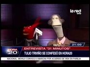 Tulio Triviño y Juan Carlos Bodoque revelan detalles de su show en Viña 2013