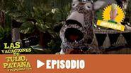 Las vacaciones de Tulio, Patana y el pequeño Tim - Episodio 04 - Jaguar superestrella