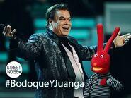 31 minutos en México - Juan Gabriel - Street Noise Tv