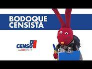 Censo 2017 - Bodoque censista