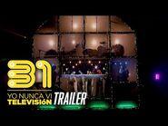 31 minutos - Show «Yo nunca vi televisión» - Trailer con el Señor Manguera hablando