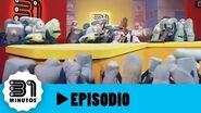 31 minutos - Episodio 2*16 - La amenaza siluria, parte 1