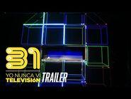 31 minutos - Show «Yo nunca vi televisión» - Trailer con cuenta regresiva