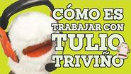 31 minutos - El diario de Juanín - Cómo es trabajar con Tulio Triviño