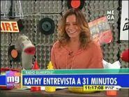 Kathy Salosny entrevistó a Tulio Triviño y a Juan Carlos Bodoque - Mucho Gusto - 05-07-2013