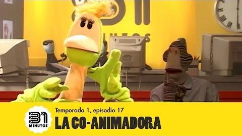 Episodio 17: La Co-animadora
