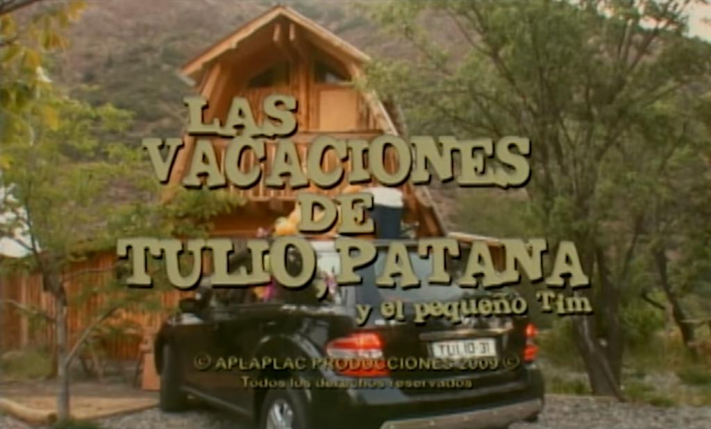 Las Vacaciones de Tulio, Patana y el pequeño Tim
