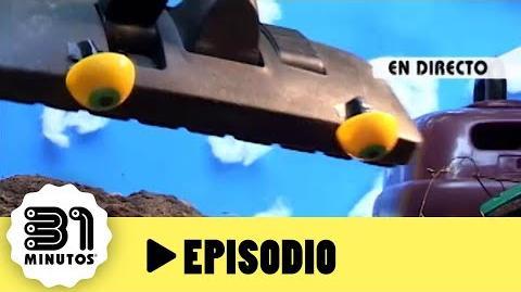 Episodio 5: Monstruo Chupachupa