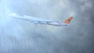 Avión Gira Mundial