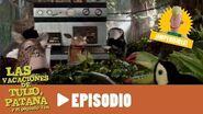 Las vacaciones de Tulio, Patana y el pequeño Tim - Episodio 05 - Jungla computarizada