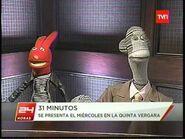 31 minutos se presenta en Festival Viña del Mar - 24Horas Central TVN (26-02-2013)