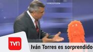 Iván Torres es sorprendido por 31Minutos Buenos días a todos