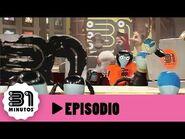 31 minutos - Episodio 3*08 - La invasión de los tramoyas