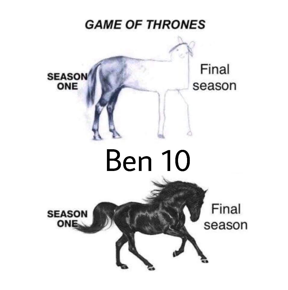 It is how it is