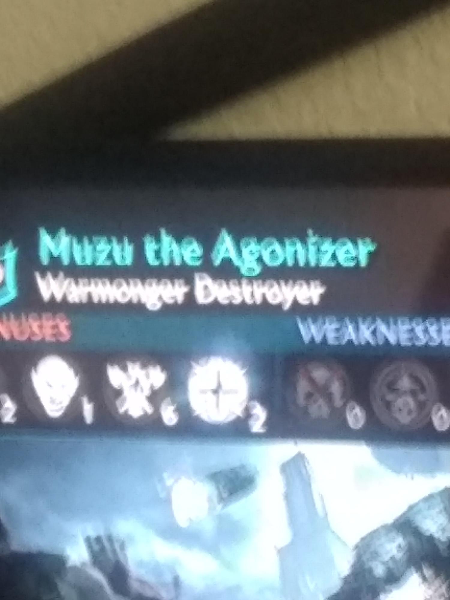 The Agonizer
