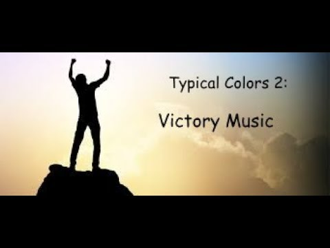 Typical Colors 2: Victory Music