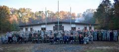 Civil Air Patrol Ranger Training Weekend 2018