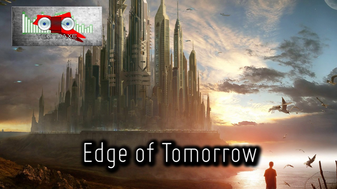 Edge of Tomorrow - Synthwave - Royalty Free Music