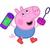 Peppa the piggy