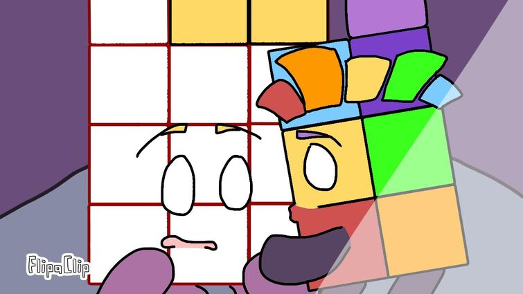 Numberblocks on crack 3#|| Get your bleach out for this one, people