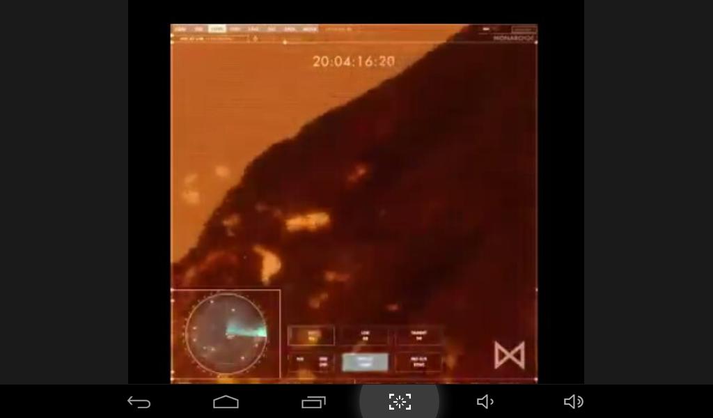 Porque Rodan sale del volcán con cara de enojado?