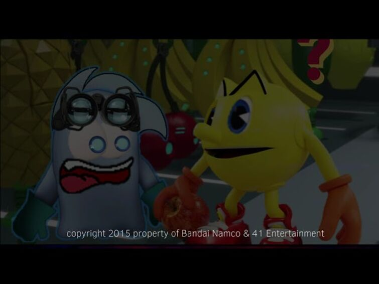 PAC MAN AND THE GHOSTLY ADVENTURES SEASON 3 SCRAPPED TRAILER.avi