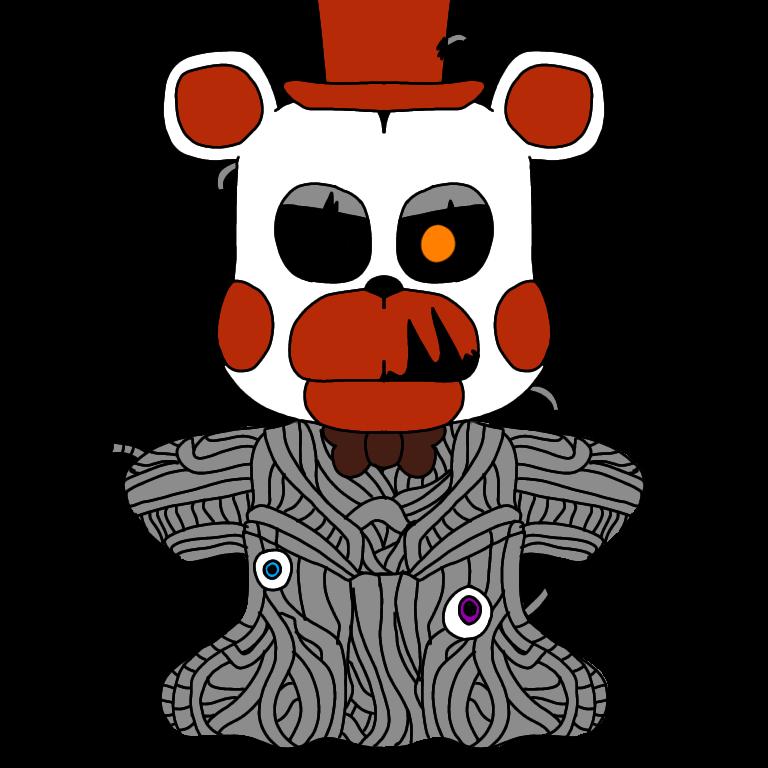 Molten Freddy Plushie