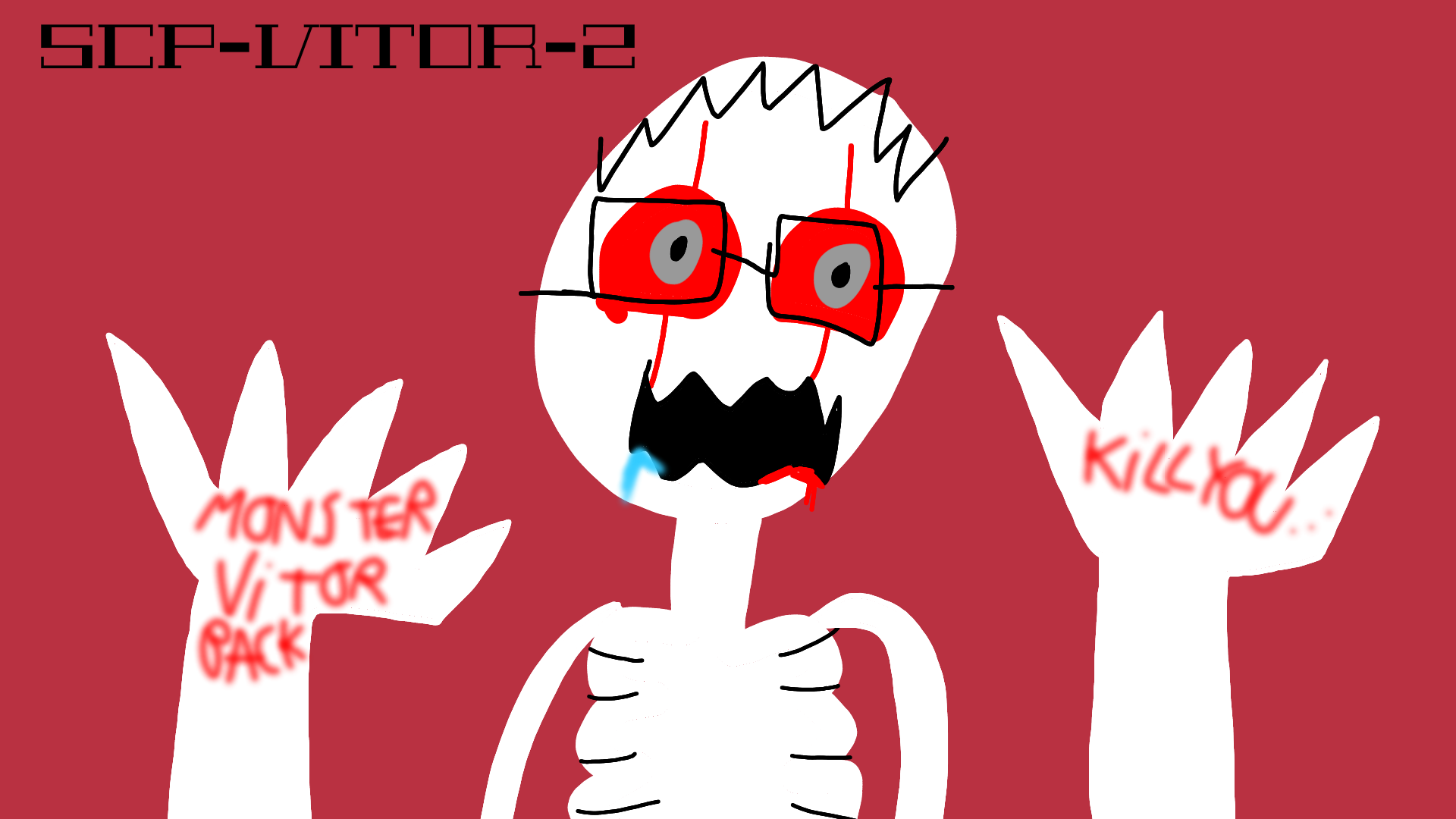 Monster Vitor SCP-VITOR-2