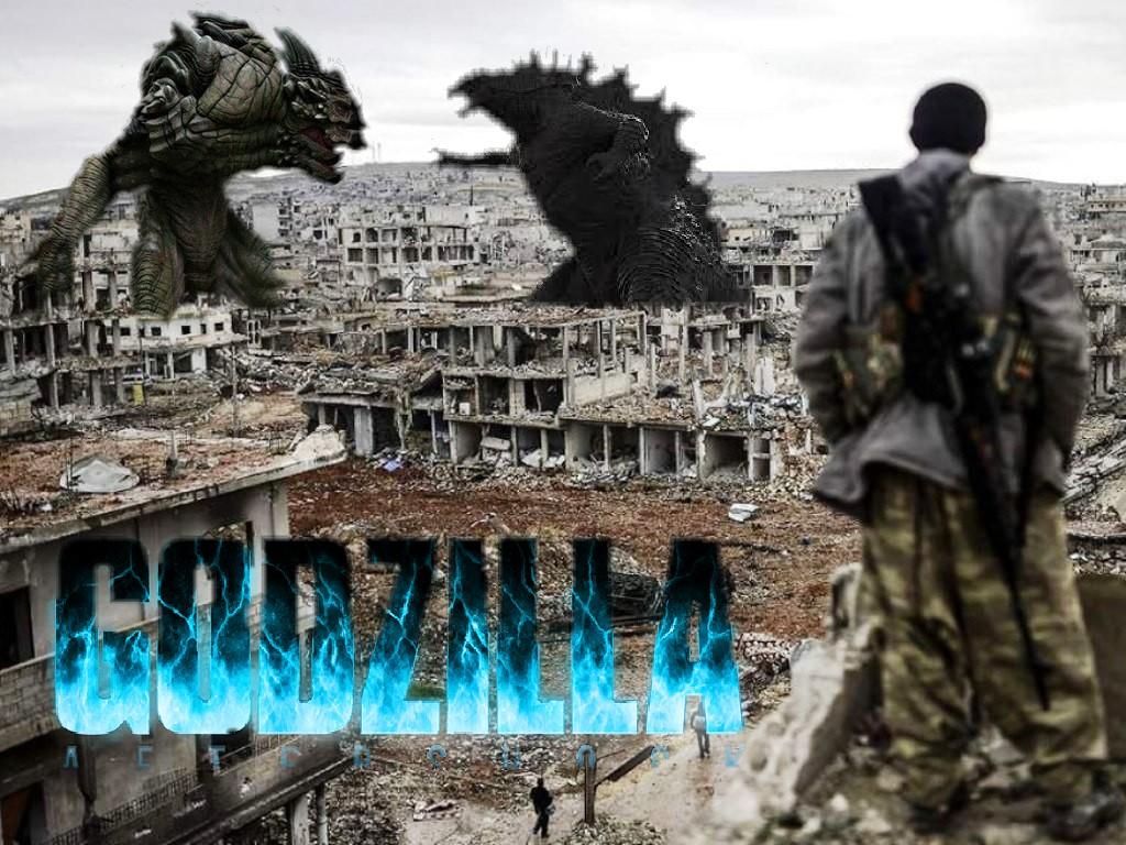 Godzilla AtferShock