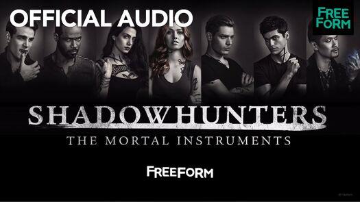 "Ruelle – ""This is the Hunt""   Shadowhunters EP Season 2   Shadowhunters"