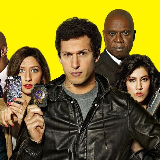 Myers Briggs Personality Types of Brooklyn Nine-Nine Characters