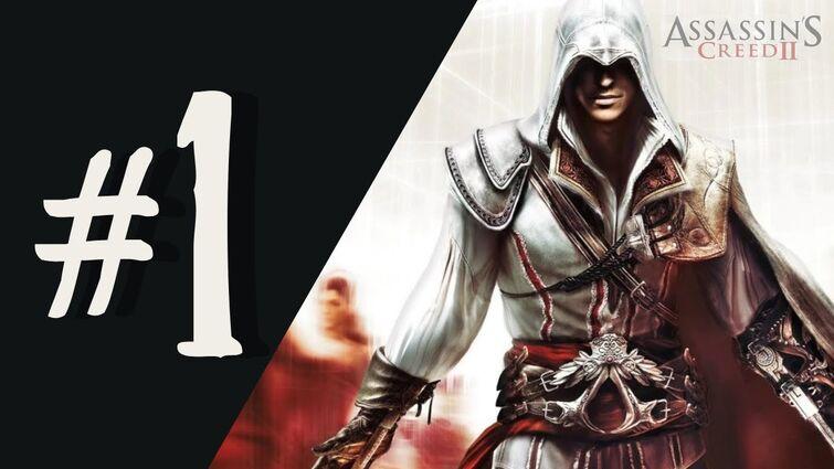 Assassin's Creed 2 - Ezio Auditore da Firenze #1 [Legendado PT-BR]