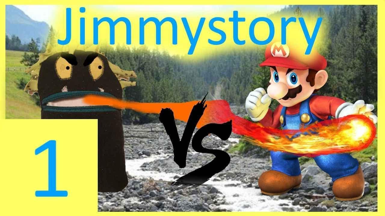 Kann er Super Mario noch aufhalten? / Jimmystory Part 1