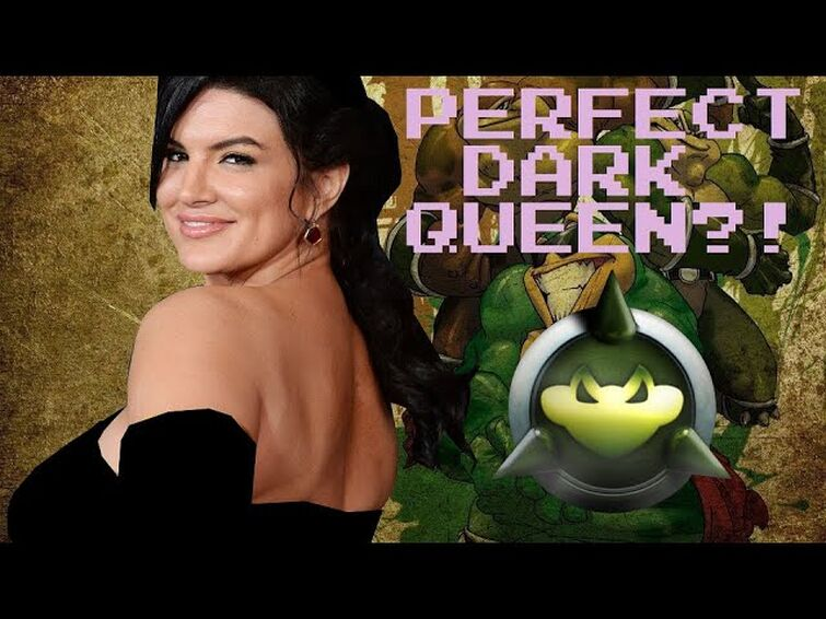 Dark Queen, Gina Carano BEST FIT for a possible Battletoads live-action?