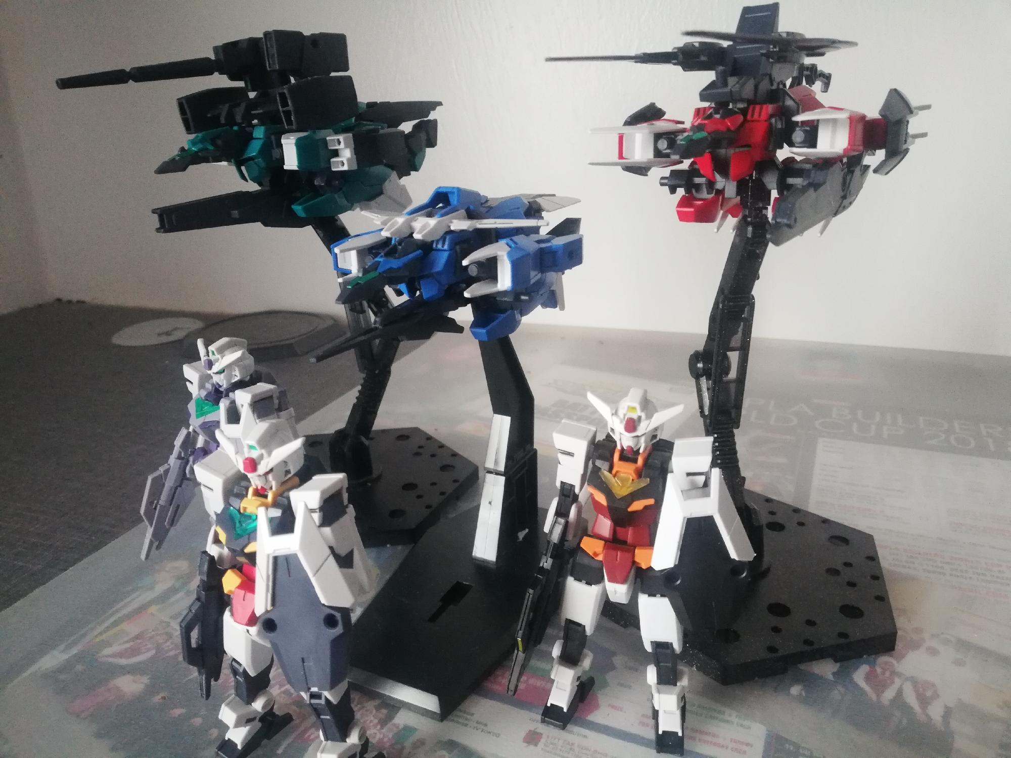 Got all the planet armors (so far)