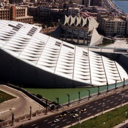 Home - Bibliotheca Alexandrina