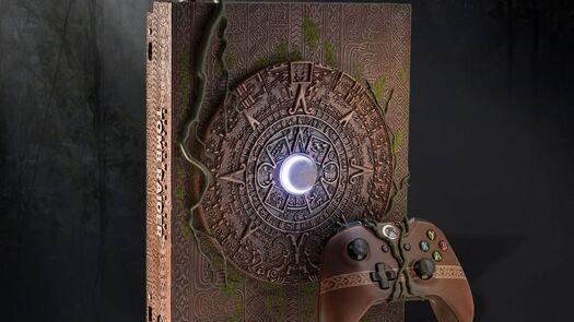 Custom Shadow of the Tomb Raider Xbox One X 1TB Console 889842208252 | eBay