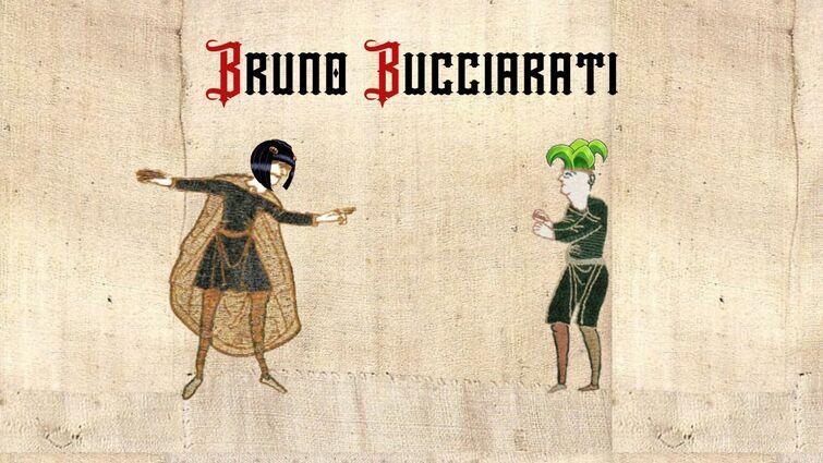 "Bruno Bucciarati's Theme ""Furious Fight"" - Medieval Style [BardCore] JJBA: Golden Wind OST"