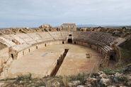 Uthina amphitheater