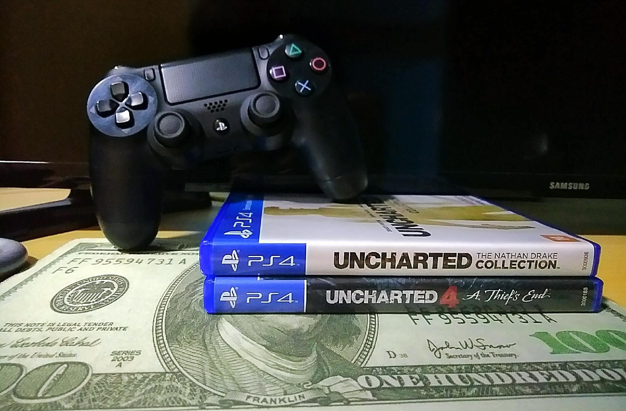 Uncharted's
