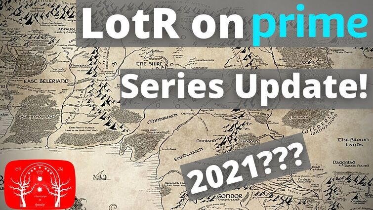 LotR TV Series News   Why Sauron Will be the Main Character   LotR on Prime