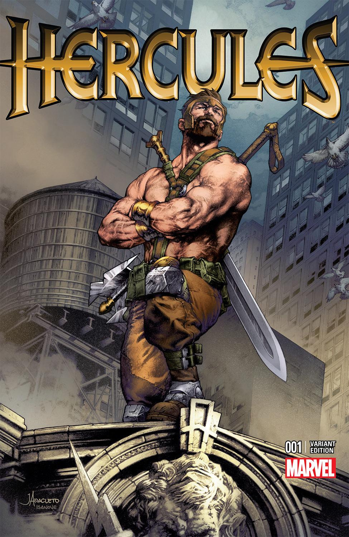Hercules vs Thanos