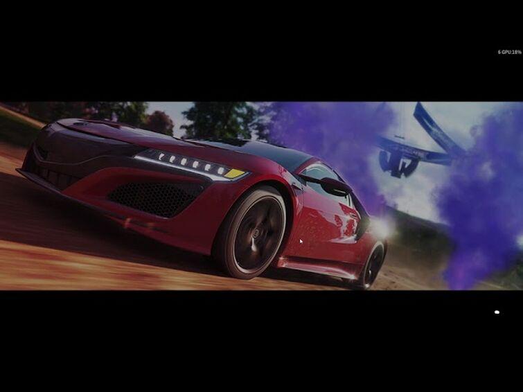 FH4 crash on load screen (Steam)