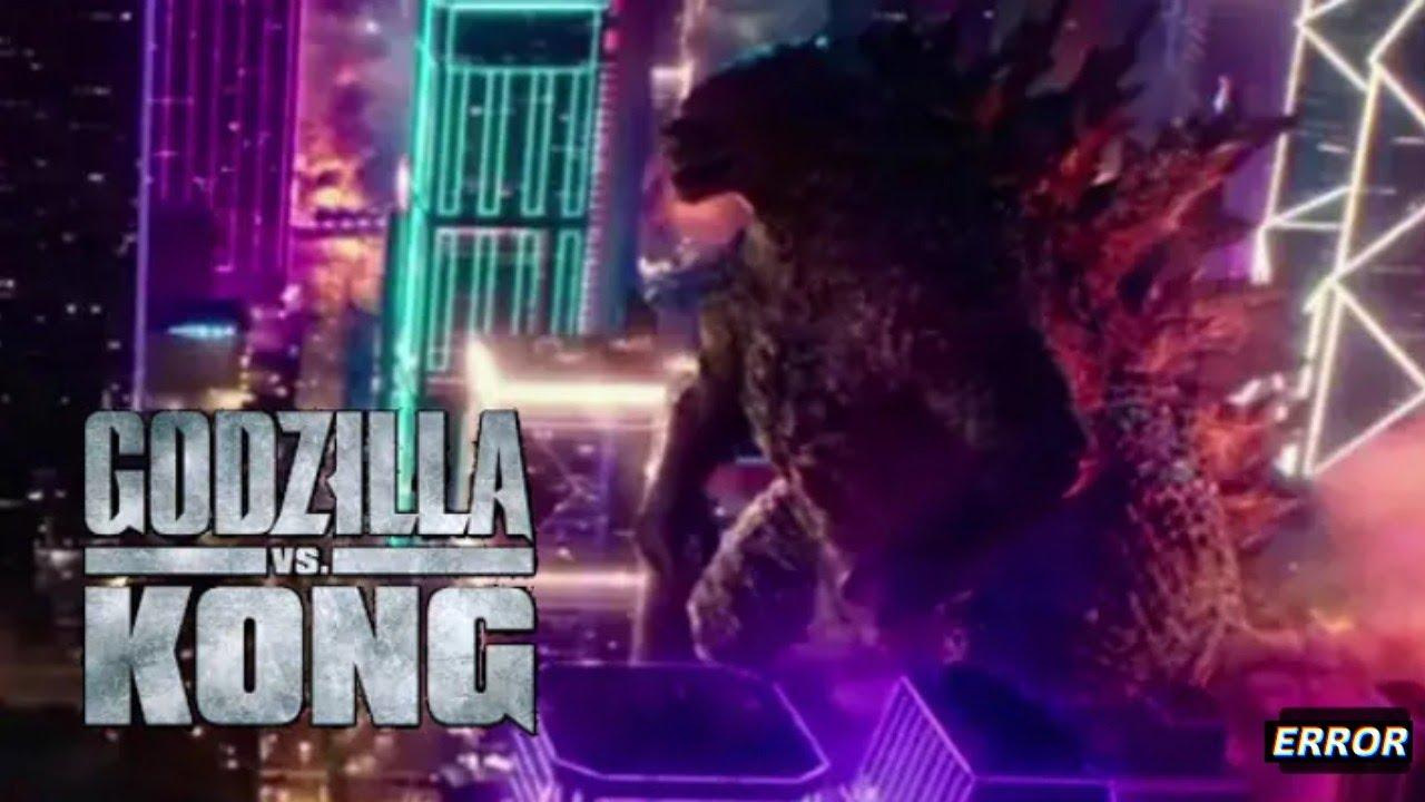 godzilla vs kong new tv spot goaring 😈