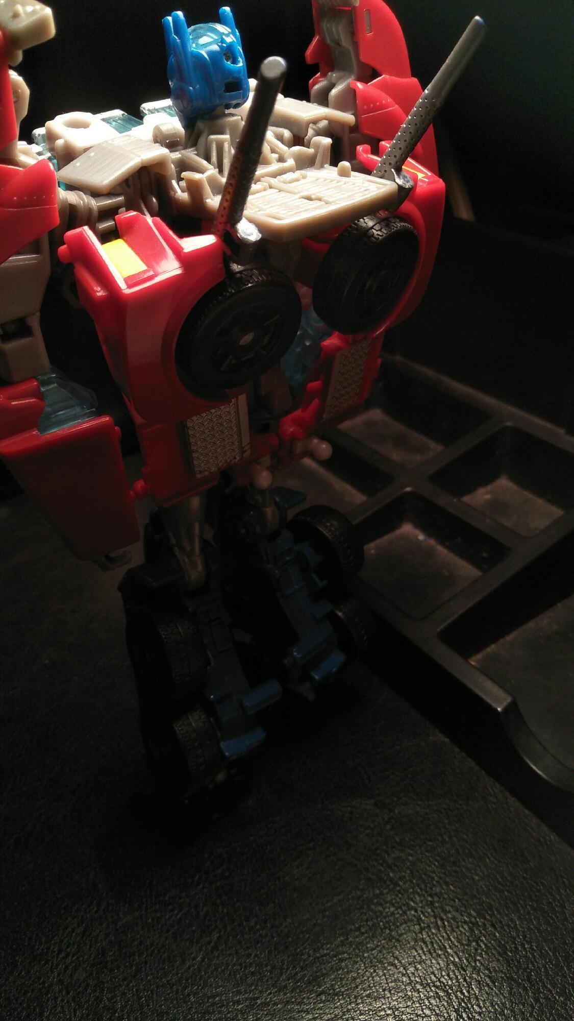 Fixed my TFP optimus prime