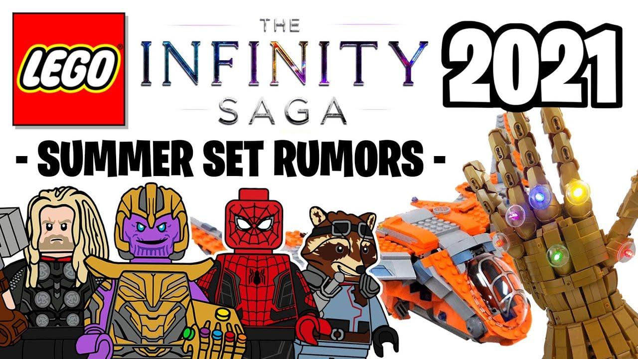 LEGO Marvel Summer 2021 Rumors - MCU Sets, Proper Endgame Sets, Daily BugleShang Chi & So Much More