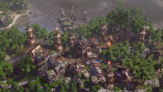 SpellForce 3: The Elves of Finon Mir
