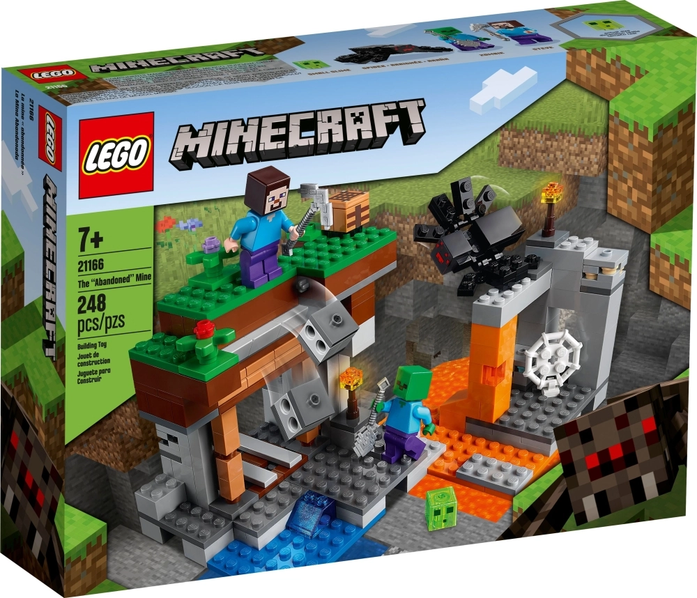 Lego Minecraft 10 Set Leaks  Fandom